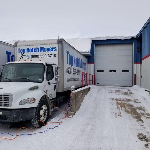 26-Foot Diesel Moving Trucks