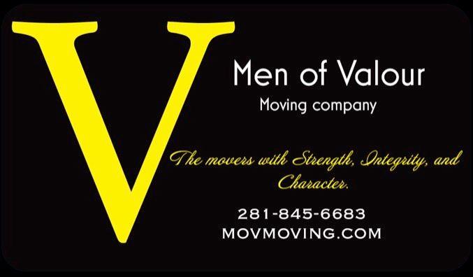Men of Valor moving