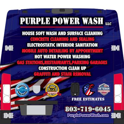 Avatar for Purple Power Wash LLC