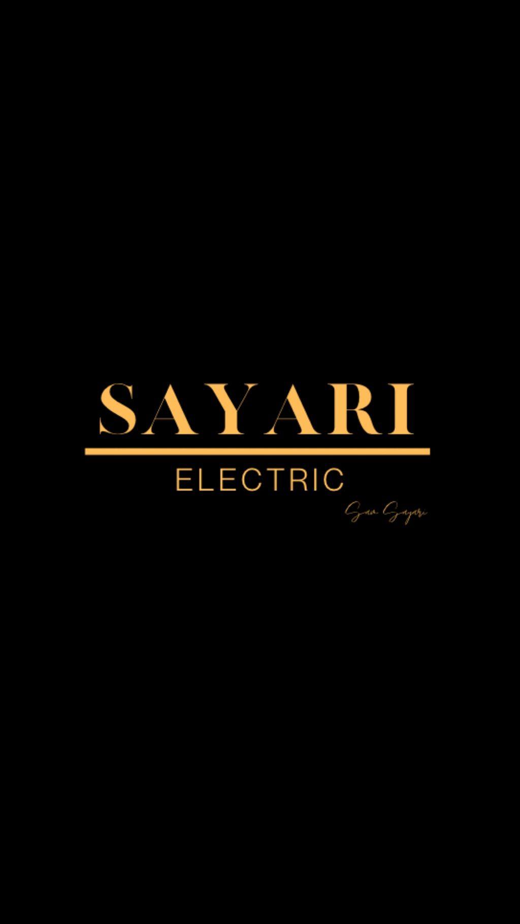 SAYARI ELECTRIC CO.