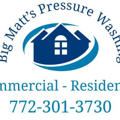 Avatar for Big Matt's Pressure Washing