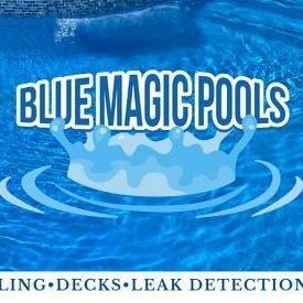 Blue Magic Pools