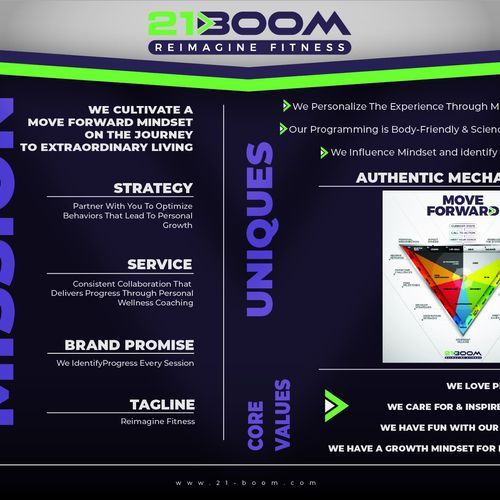 Here's our mission and core values
