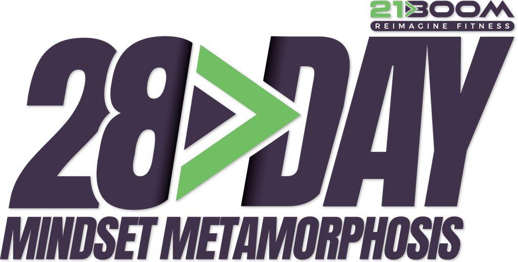 28-Day Mindset Metamorphosis