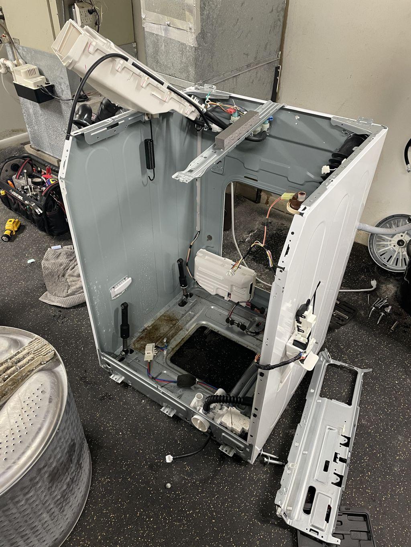 Samsung washer major repair