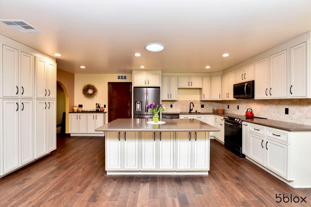 Home remodel in Mission Viejo, CA