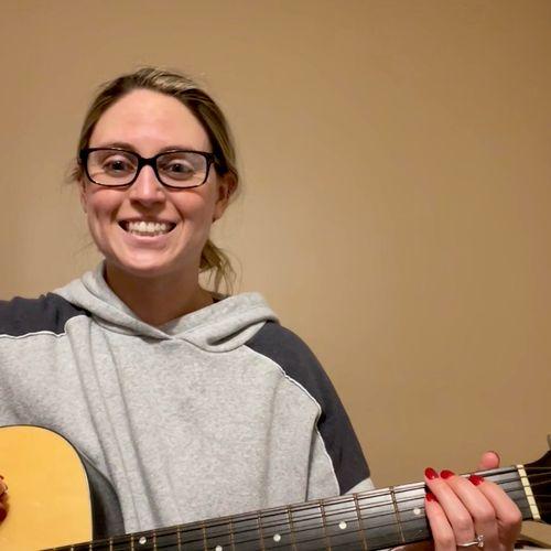 Emily / Guitar Student