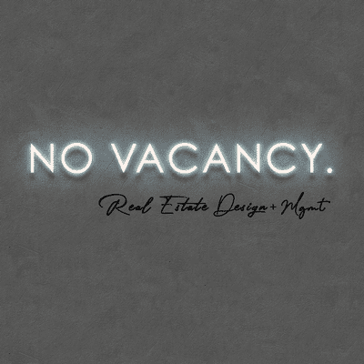 Avatar for NO VACANCY | Real Design Design and Staging