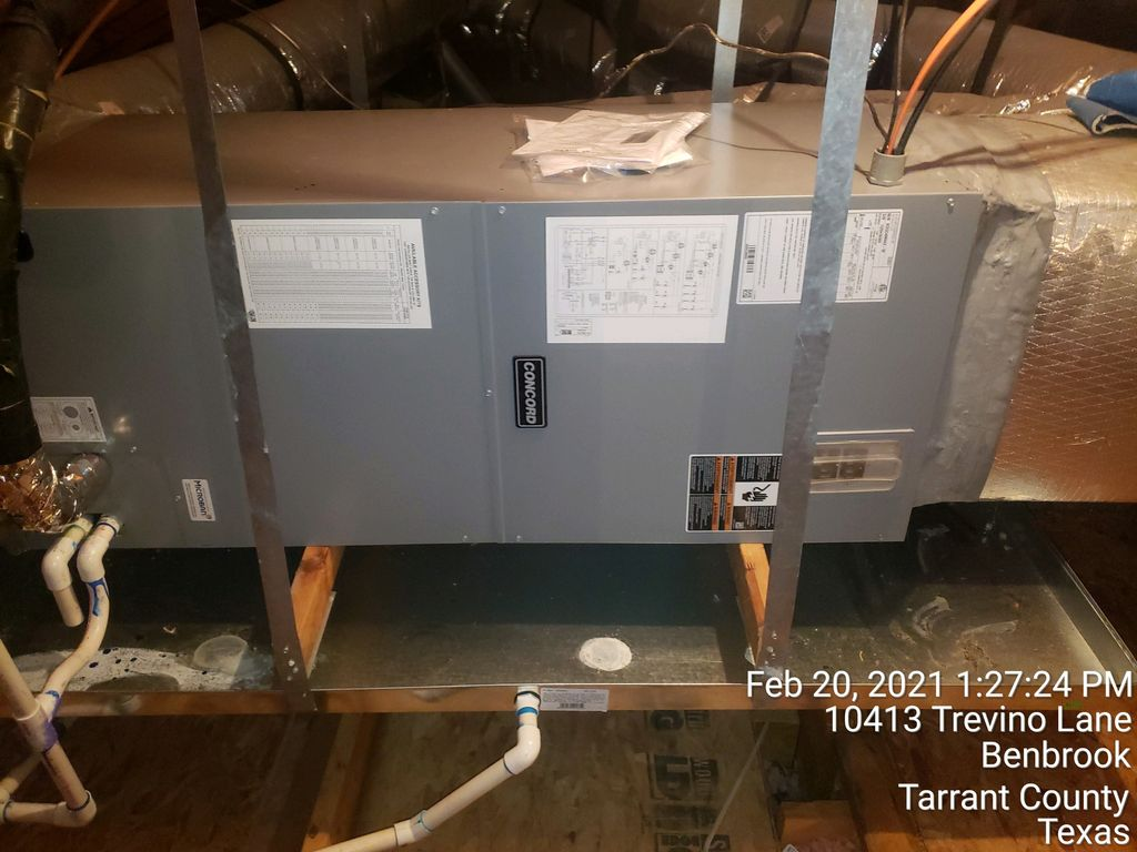 Complete Heat Pump Replacement
