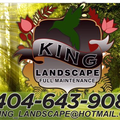 Avatar for KING LANDSCAPE