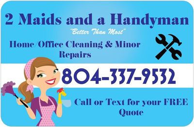 Avatar for 2 Maids and a Handyman