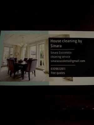 Avatar for House cleaning by Sinara