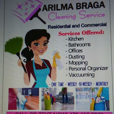 Avatar for Braga's Cleaning