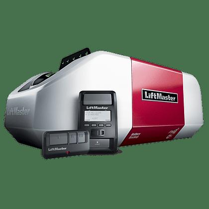 8550W LiftMaster Belt Drive w/Battery Backup