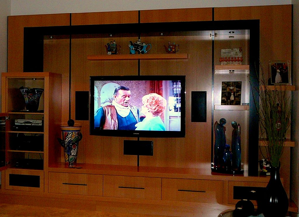 Home Theater and all house sound system