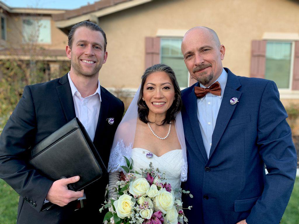 Wedding Officiant - Corona - 2021