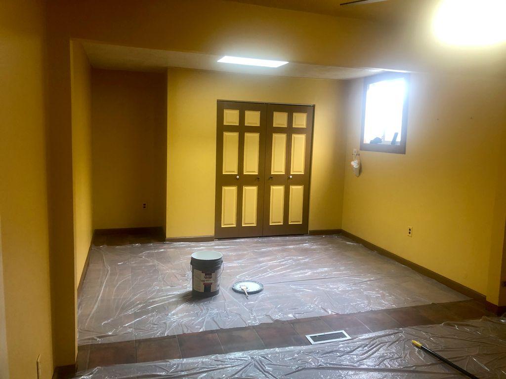 Interior Painting - Trenton 2021
