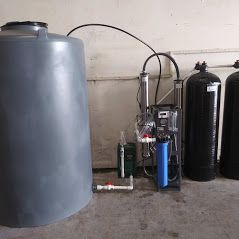 Whole House or Commercial Reverse Osmosis System