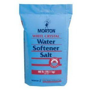 Salt Deliveries for your Water Softeners