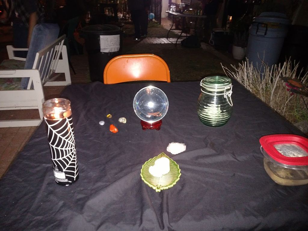Tarot and Crystal Ball Readings House Party