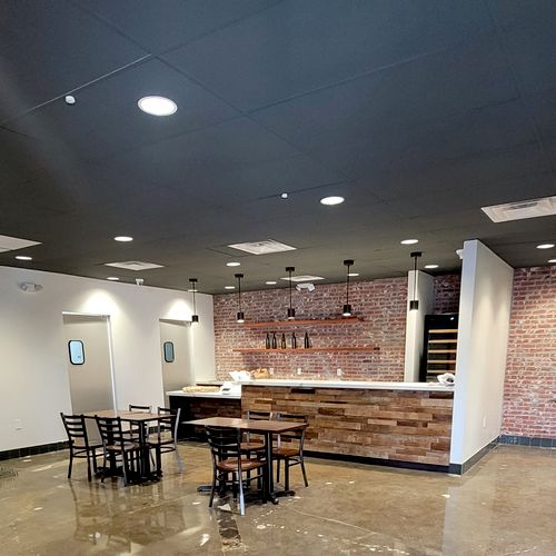 Wine Bar Build Out Long Beach