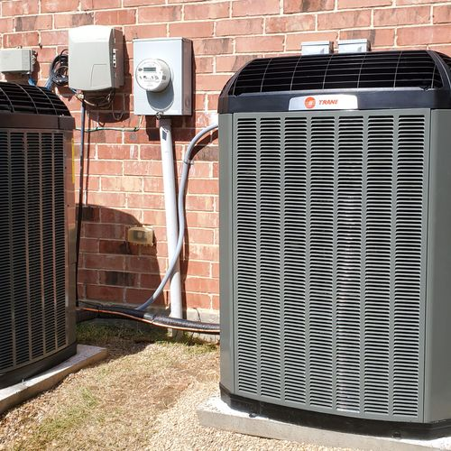 20 SEER AC systems replacement , Plano, TX