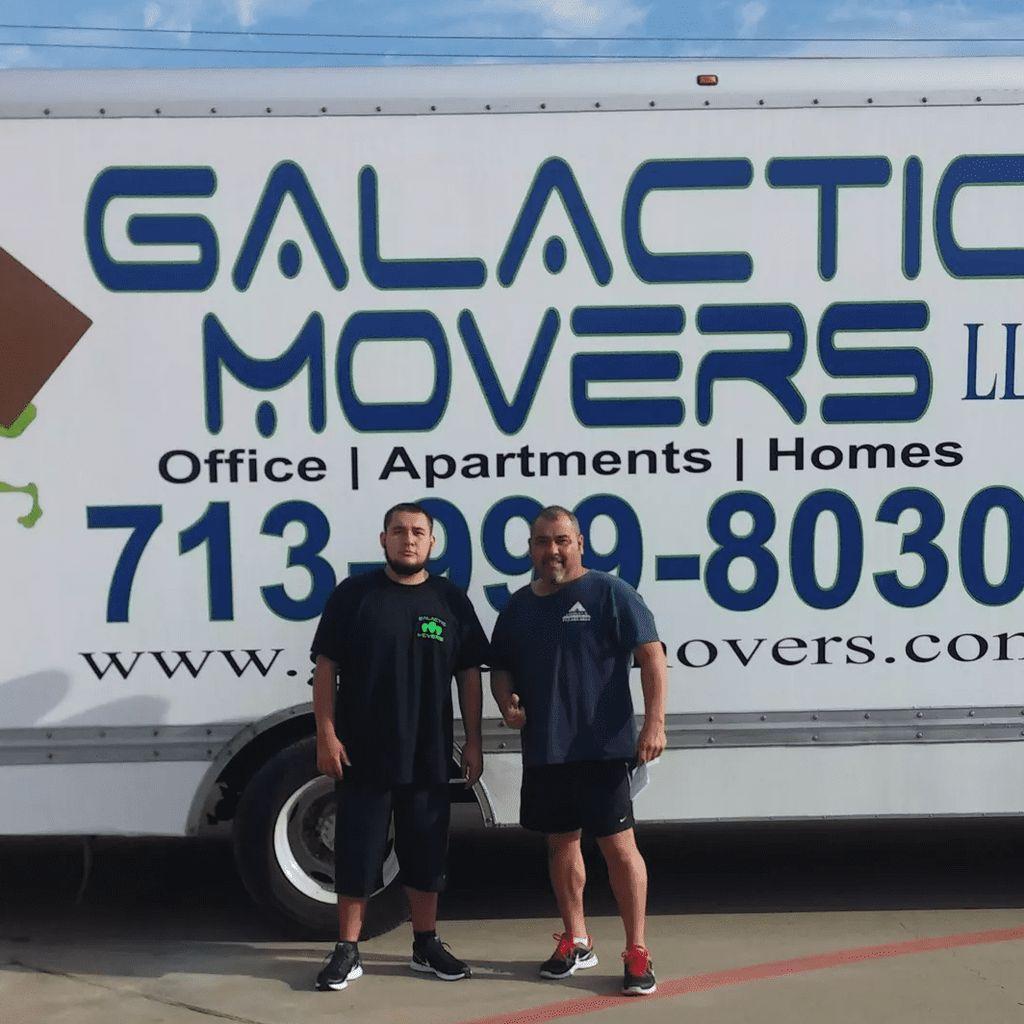 Galactic Movers LLC