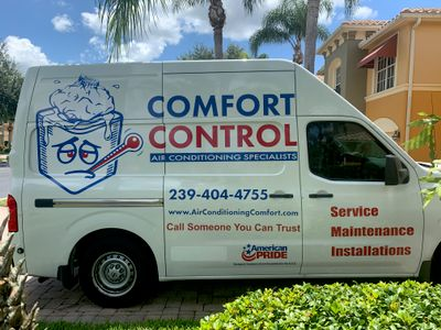 Avatar for Comfort Control Air Conditioning Specialists