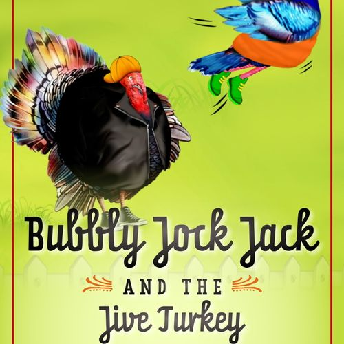 2nd Book in The Adventures of Bubbly Jock Jack series