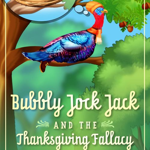 Award Winning Book 1 in The Adventures of Bubbly Jock Jack