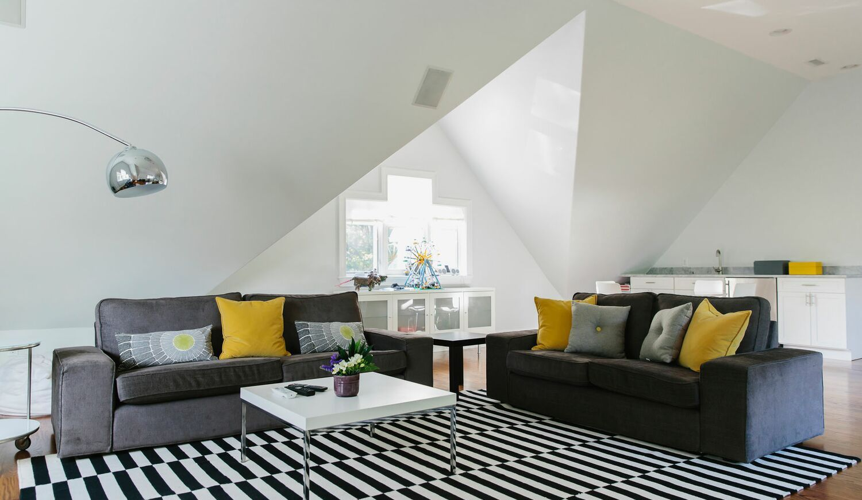 attic remodel room