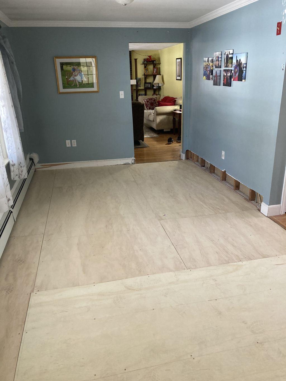 Floor Installation or Replacement - Wilmington 2021