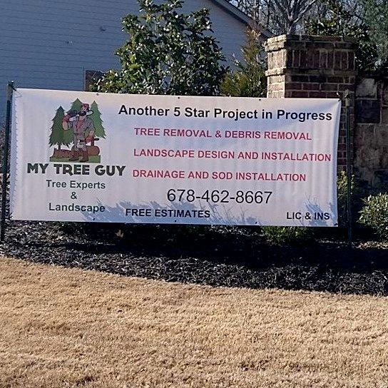 My Tree Guy & Landscaping Experts