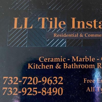 Avatar for LL Tile Installation LLC