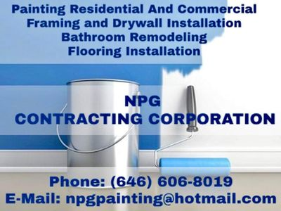 Avatar for NPG Painting Contracting
