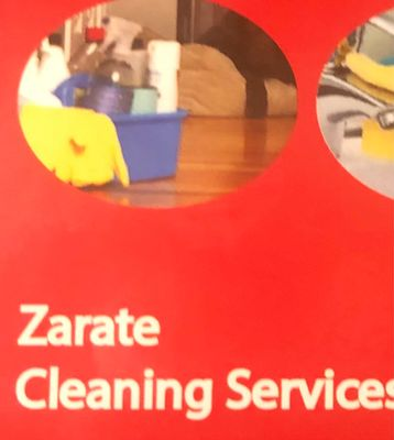 Avatar for Zarate cleaning services