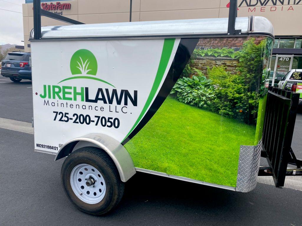 Jireh lawn maintenance LLC