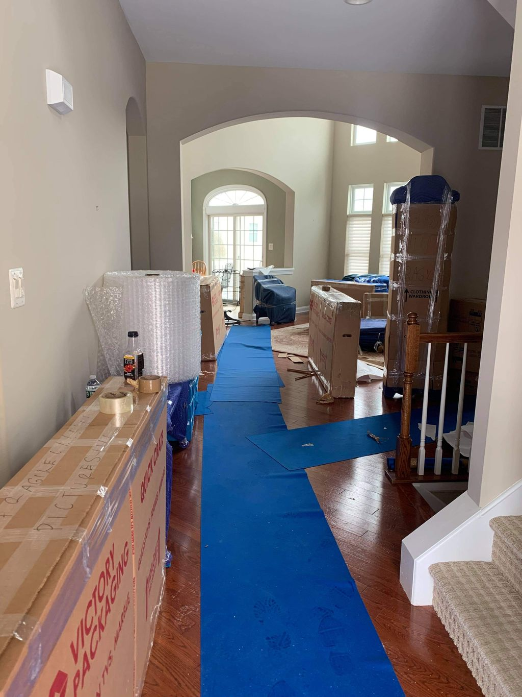 Moving a 4 bedroom home from NJ to PA