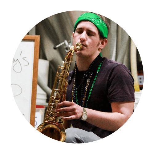 Matthew - Our Online Saxophone, Clarinet, Flute, Oboe Instructor