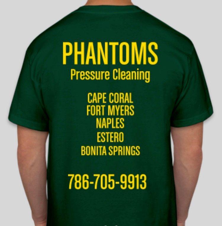 Phantoms pressure cleaning LLC