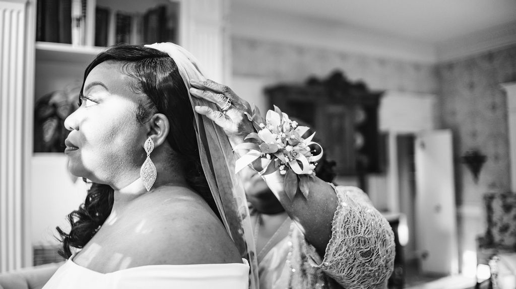 Toby and Lunitas intimate wedding