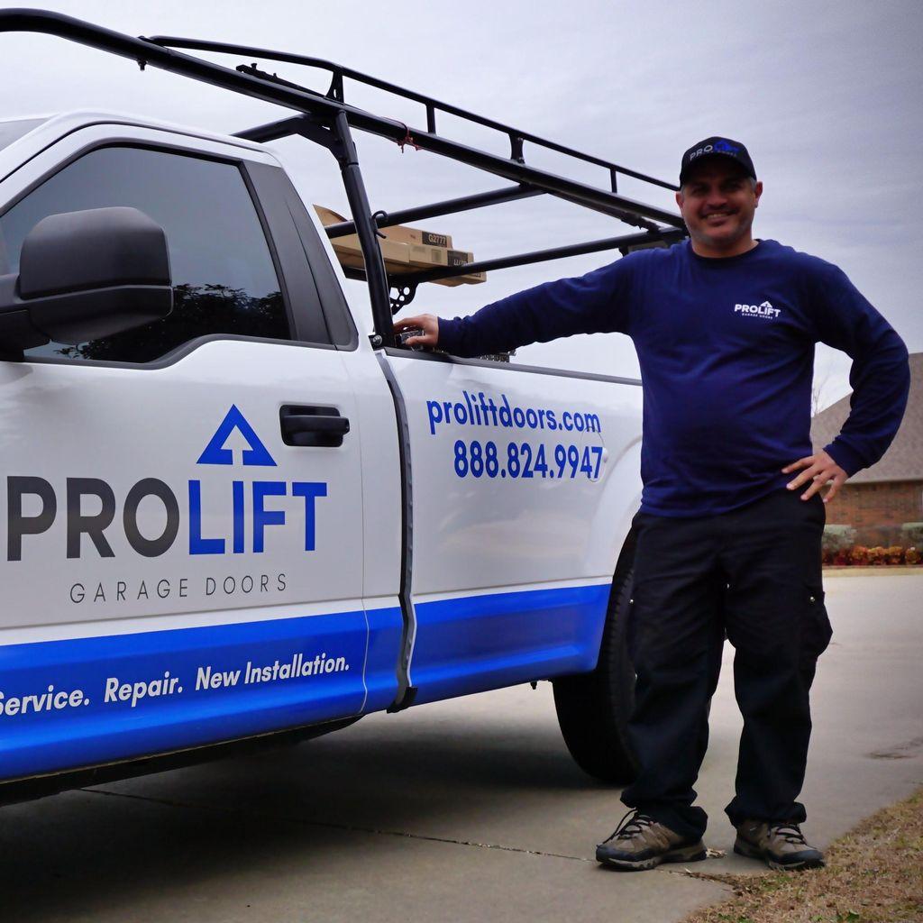 ProLift Garage Doors of Collin County