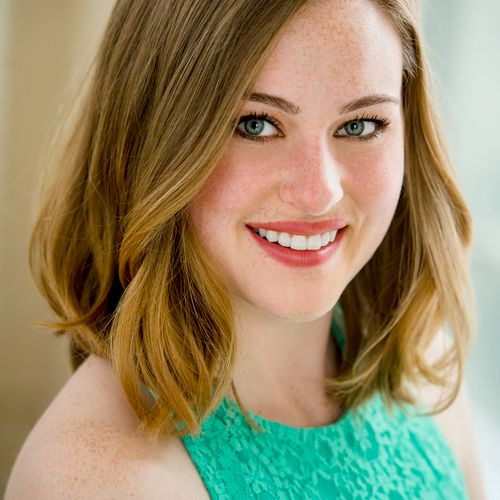 Haley Vick - Owner/Founder of Birchwood Music Company, Studio Manager, Voice & Piano Lessons