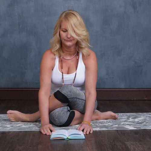 Each class starts with Yoga Wisdom