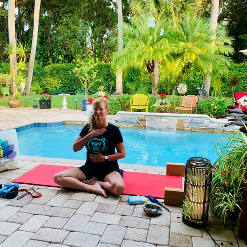 On-line Yoga Session - RPB