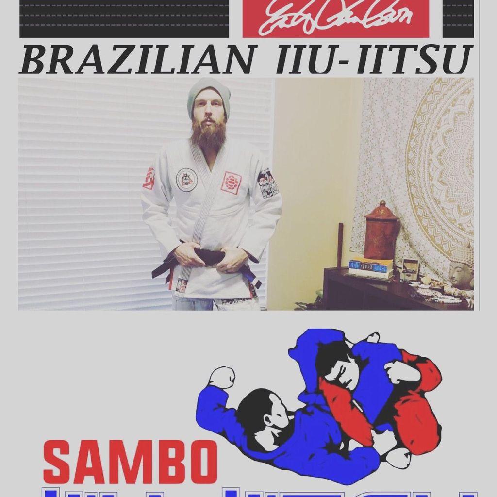 Erik Paulson CSWBjj - Jiujitsu - Catch