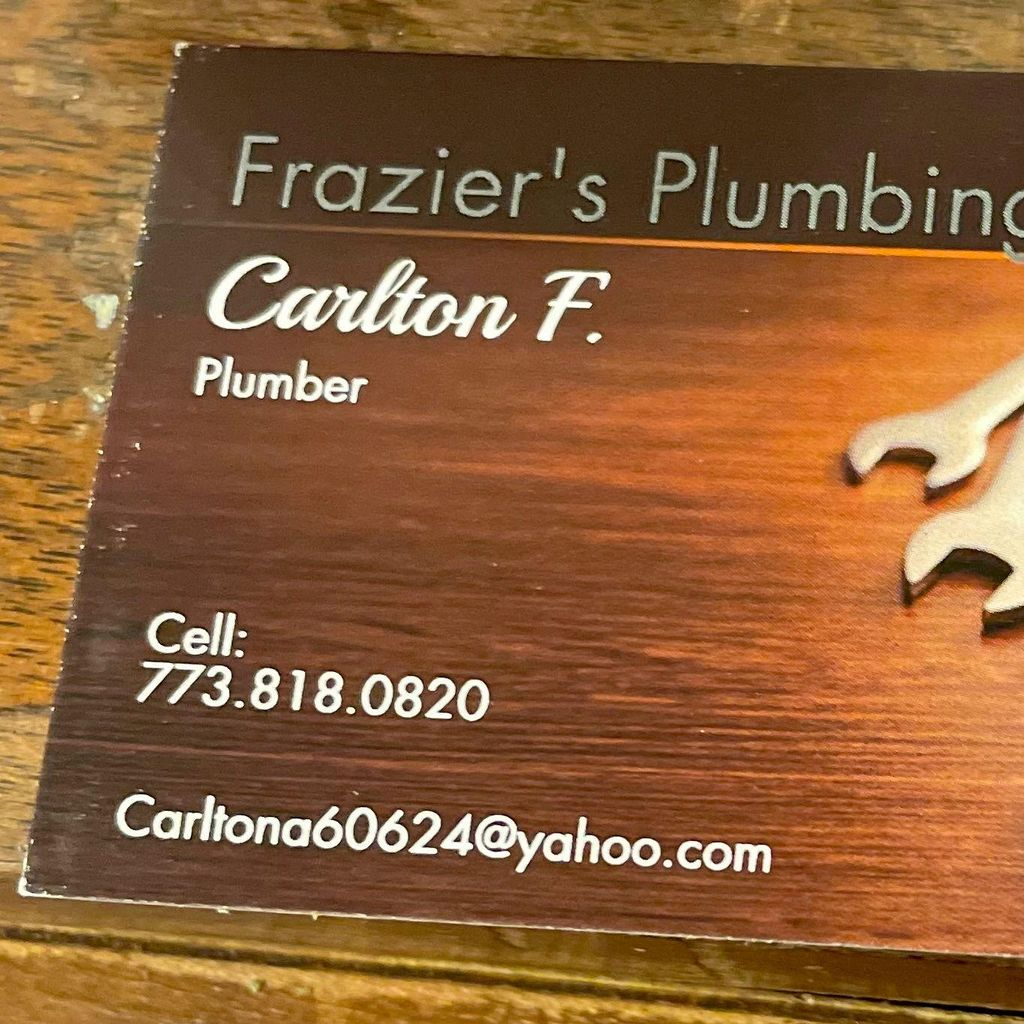 Frazier's Plumbing and Sewer