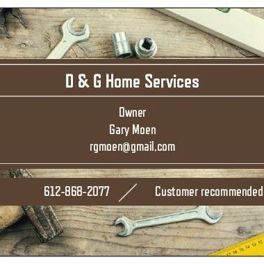 D & G Home Services