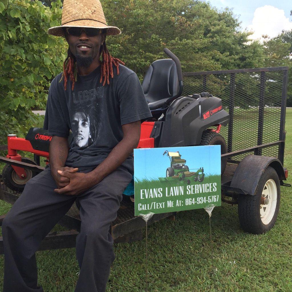 Evans Lawn Care Service