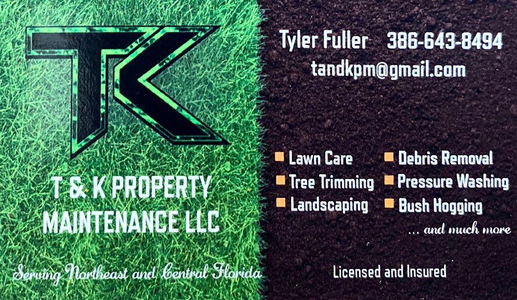 T & K Property Maintenance LLC